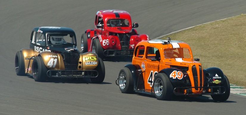 Go Racing Legends Racing Europe Ltd
